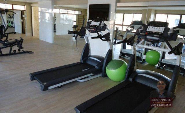 Apartamento no Villa Sonata com 3 dormitórios à venda, 124 m² por R$ 850.000 - Aldeota - F - Foto 9