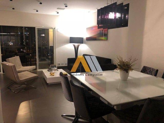 Apartamento com 2 dormitórios à venda, 197 m² por R$ 1.500.000,00 - Condomínio Único Campo - Foto 7
