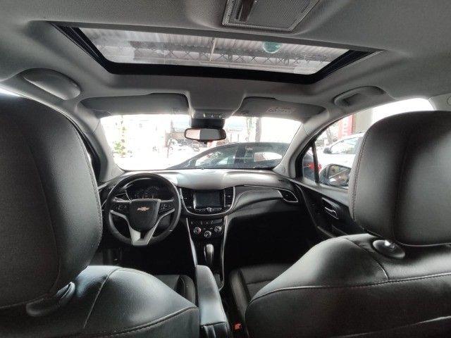 Chevrolet Tracker 1.4 16v turbo LTZ 2017 - Foto 5