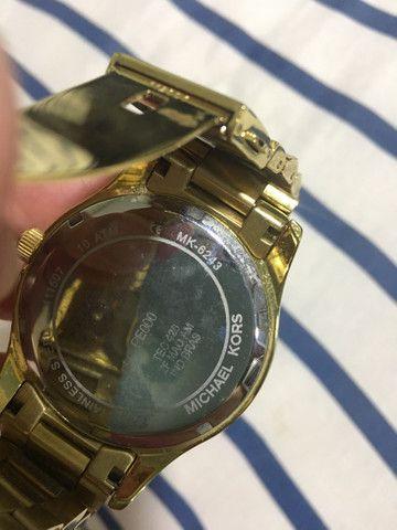 Relógio Michael Kors modelo 6243 - Foto 3