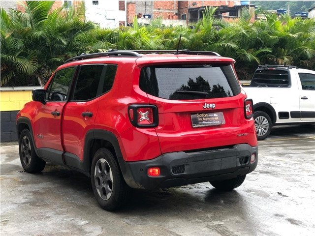 Jeep Renegade 2017 1.8 16v flex sport 4p manual - Foto 7