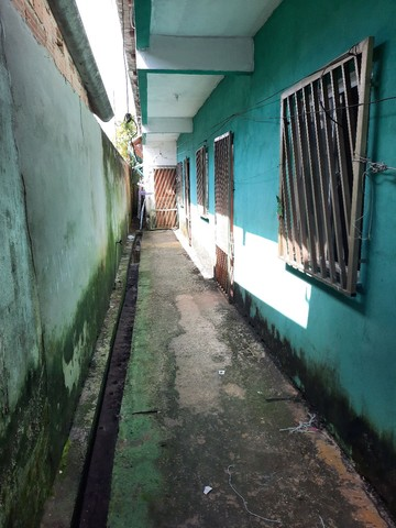 Vendo casa conjugada com kit nets em Nova Marituba II - Foto 12