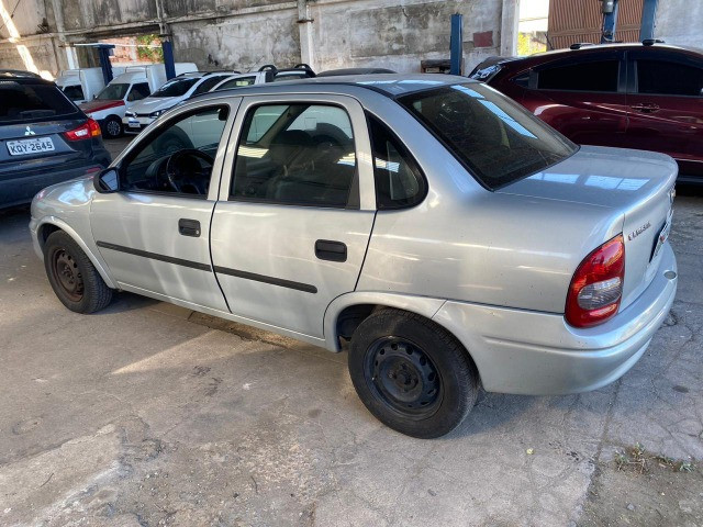 Gm classic life1.0 completo + gnv + 2021 pago  - Foto 3