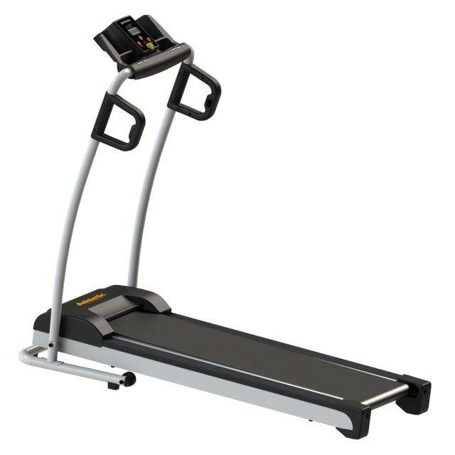 Esteira Athletic walker 10km/h -  peso de usuário 120kg -  dobrável - nova