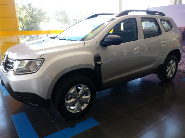 RENAULT DUSTER 1.6 16V SCE FLEX ZEN MANUAL - Foto 9