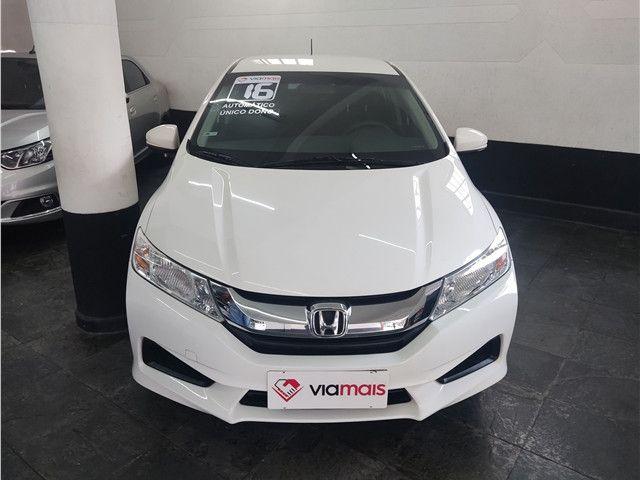 Honda City 2016 1.5 lx 16v flex 4p automático - Foto 5