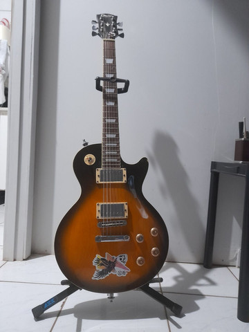 Guitarra Shelter Nashiville - Les Paul