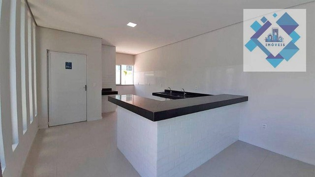 Casa com 4 dormitórios à venda, 133 m² por R$ 438.000,00 - Pedra - Eusébio/CE - Foto 8