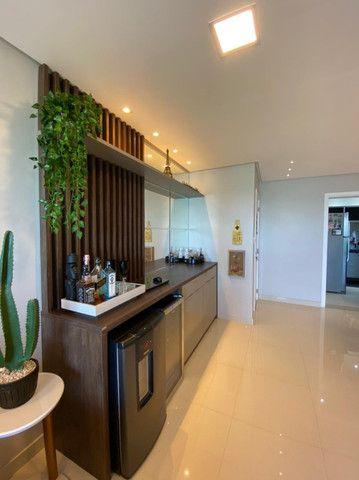 Apartamento 03 quartos sendo 01 suite vista mar em Macae - Foto 8