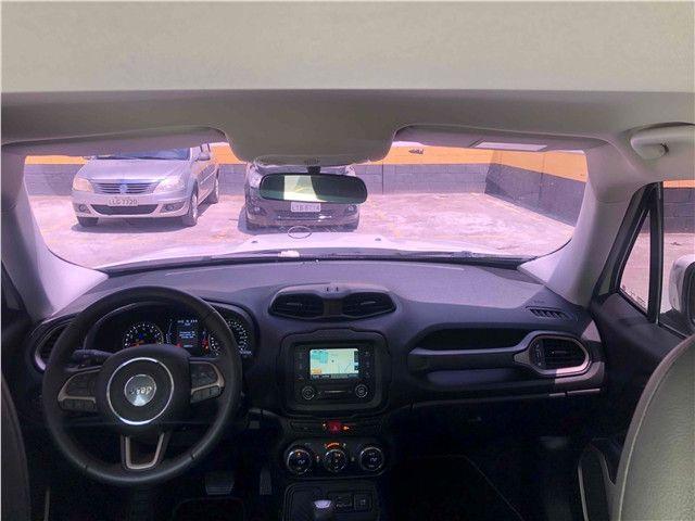 Jeep Renegade 2018 1.8 16v flex longitude 4p automático - Foto 10