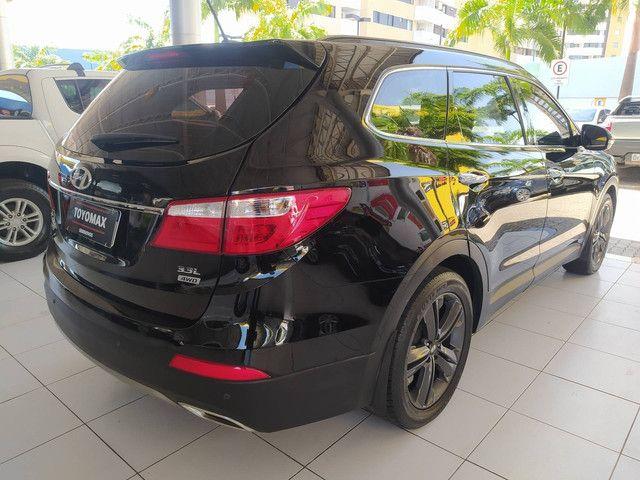 GRAND SANTA FÉ 2015/2016 3.3 MPFI V6 4WD GASOLINA 4P AUTOMÁTICO - Foto 6