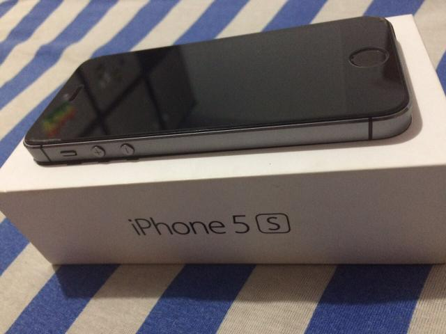 IPhone 5s Cinza Espacial