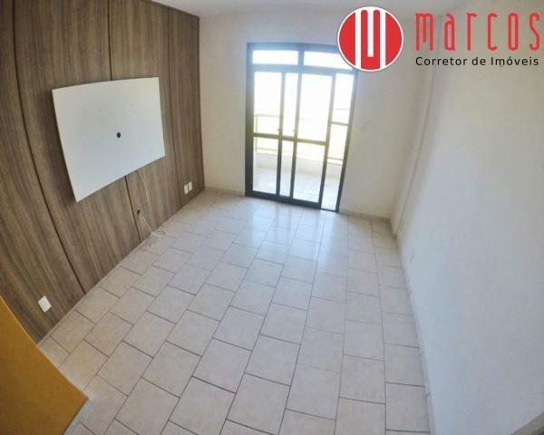 Apartamento 2 quartos, de frente para o mar na Praia da Peracanga em Guarapari. - Foto 3