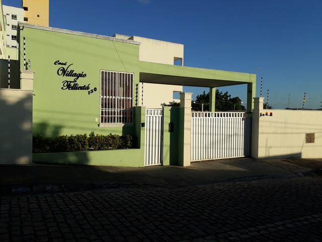 Apartamento semi mobiliado Nova Parnamirim