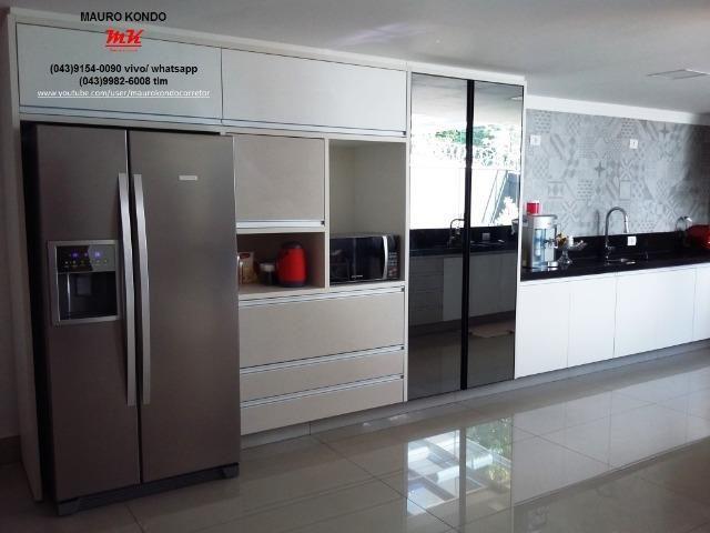Excelente casa de alto padrão no Condomínio Moradas do Arvoredo em Ibiporã - Foto 3