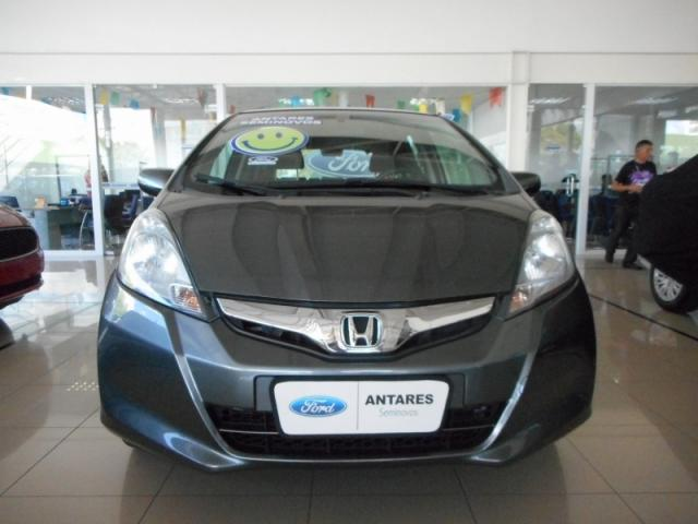 HONDA NEW FIT (N.G) LX- CVT 1.5 16V(FLEXONE).