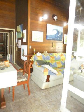 Alugo Casa mobiliada com três dormitórios na baia dos golfinhos em Gov Celso Ramos - Foto 6