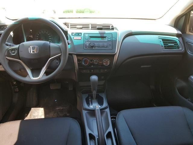 Honda City LX Automático Único Dono 38.000 km - Foto 5