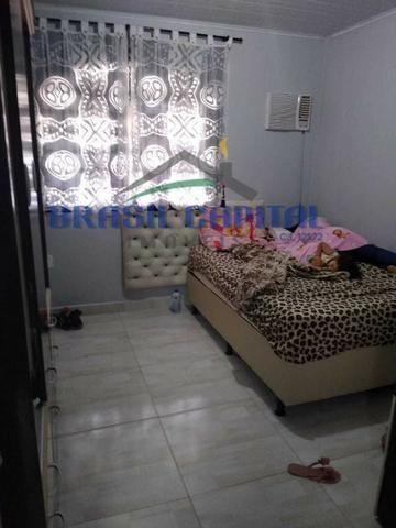 Qr 513 casa com 03 quartos s/ 01 suíte, reformada , Finnacia e pode usar FGTS - Foto 5