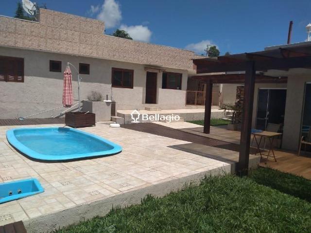 Casa 3 dormitórios, 1 suíte, 2 vagas de garagem** piscina - Foto 17