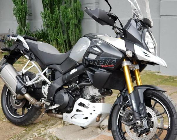 Suzuki DL1000 ABS VSTROM