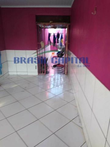 Qr 513 casa com 03 quartos s/ 01 suíte, reformada , Finnacia e pode usar FGTS - Foto 11