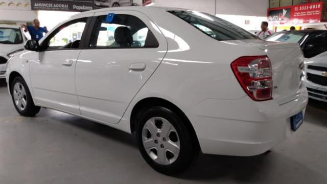 CHEVROLET COBALT 1.8 MPFI LT 8V FLEX 4P MANUAL - Foto 6