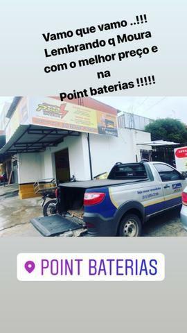 Bateria 50 caixa alta Moura do Onix, Prisma, Hb20 Corola novo Apenas R$330,00 - Foto 4