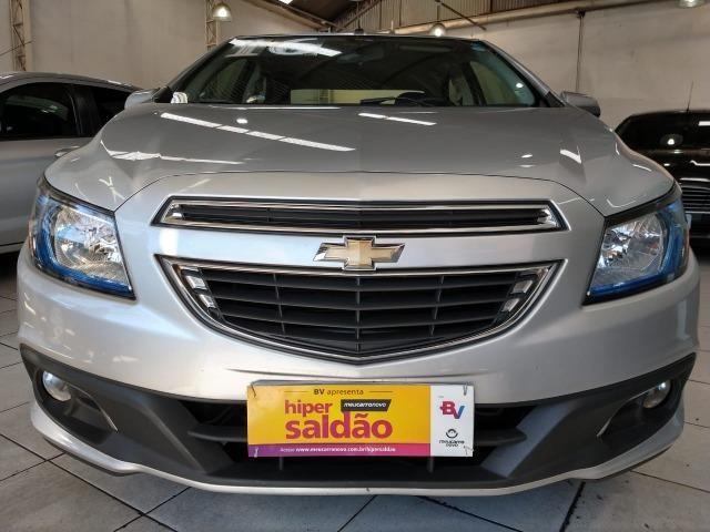 Chevrolet prisma ltz aut. 2016 sem entrada!!! - Foto 8