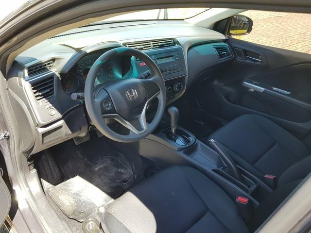 Honda City LX Automático Único Dono 38.000 km - Foto 2