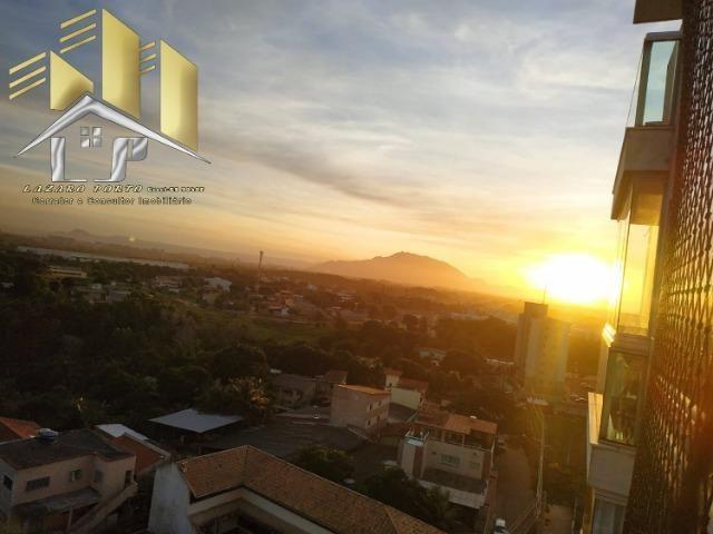 Laz - Apartamento com varanda e com modulados em Manguinhos - Foto 18