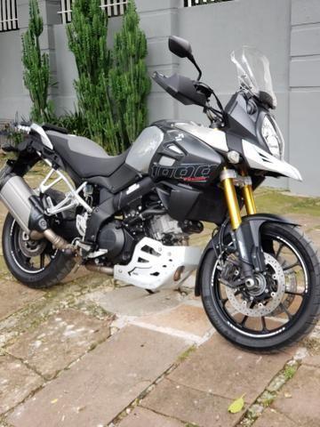 Suzuki DL1000 ABS VSTROM - Foto 11