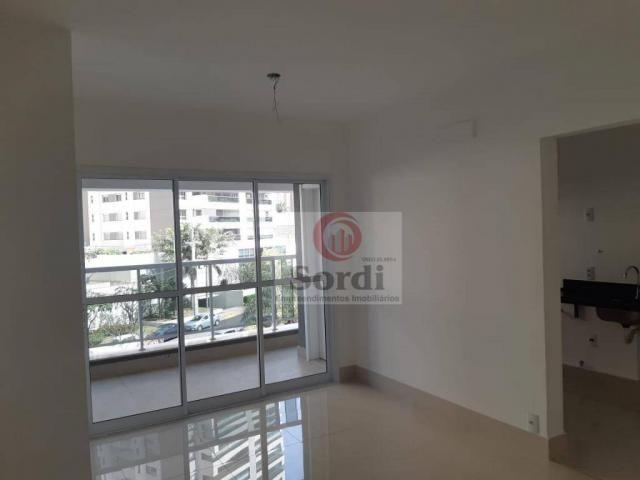 Apartamento com 2 dormitórios à venda, 73 m² por r$ 520.000 - jardim são luiz - ribeirão p - Foto 3