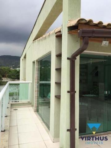 Cobertura, 2 quartos (1suíte), est bananal, freguesia - Foto 2