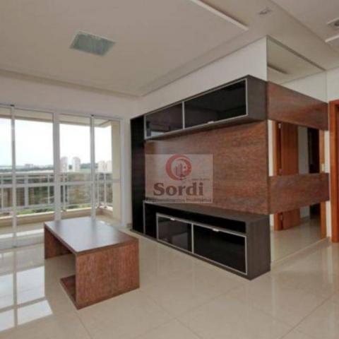 Apartamento com 3 dormitórios à venda, 122 m² por r$ 680.000 - jardim irajá - ribeirão pre - Foto 2