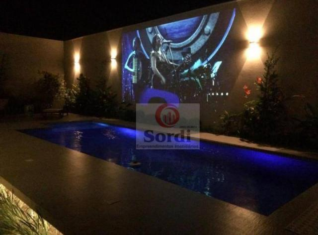 Sobrado com 5 dormitórios à venda, 413 m² por r$ 1.750.000,00 - alphaville - ribeirão pret - Foto 7