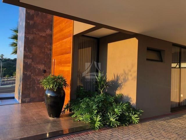Casa de condomínio à venda com 5 dormitórios em Alphaville, Ribeirão preto cod:43924 - Foto 4