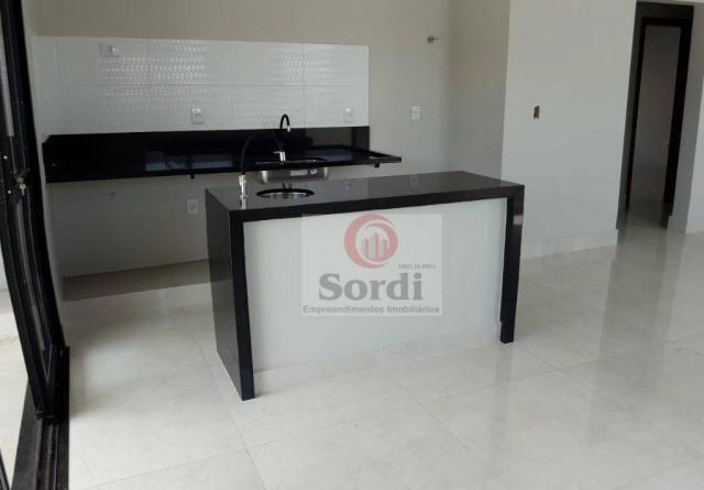 Casa com 3 dormitórios à venda, 165 m² por r$ 780.000 - vila do golf - ribeirão preto/sp - Foto 13