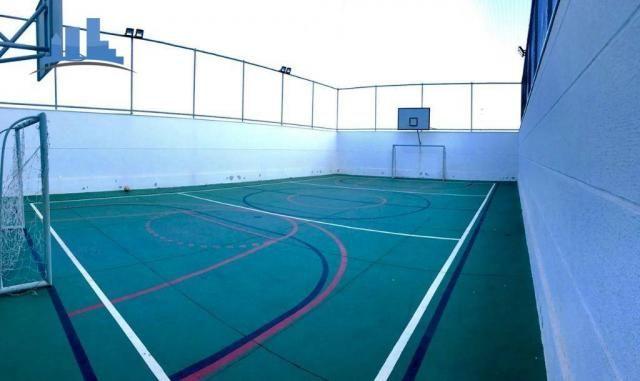 Edif. grand arena, sol da manhã, andar super alto, cuiabá; - Foto 15
