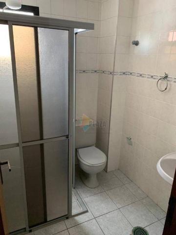 Apartamento com 1 dormitório à venda, 45 m² por r$ 160.000 - vila guilhermina - praia gran - Foto 8