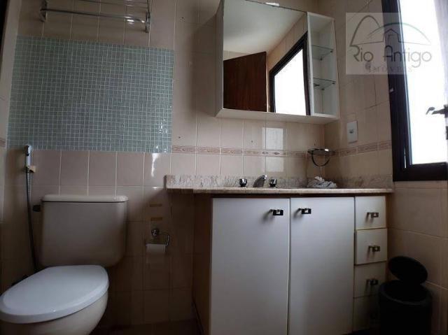 Apartamento com 2 quartos para alugar, 101 m² - barra da tijuca - rio de janeiro/rj - Foto 18