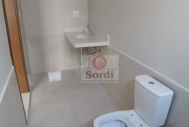 Casa com 3 dormitórios à venda, 165 m² por r$ 780.000 - vila do golf - ribeirão preto/sp - Foto 6