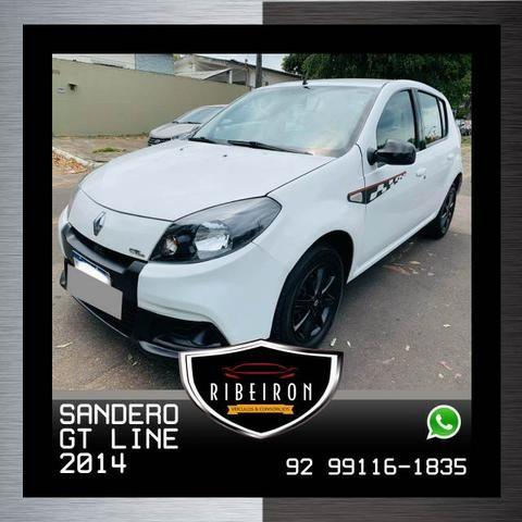 Sandero GT line 2014