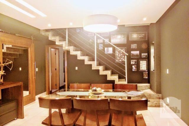 Apartamento à venda com 4 dormitórios em Caiçaras, Belo horizonte cod:256092 - Foto 4