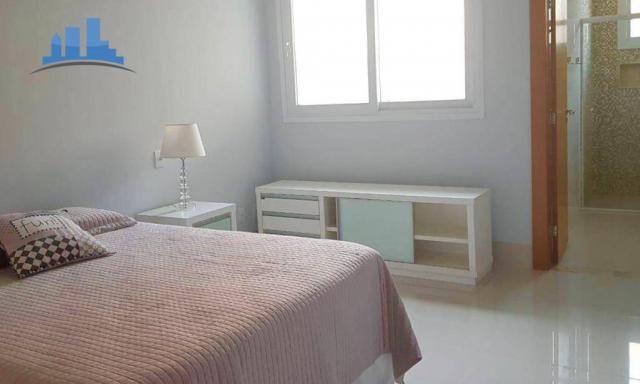Casa com 4 suítes, mobiliada, country club - cuiabá/mt - Foto 8