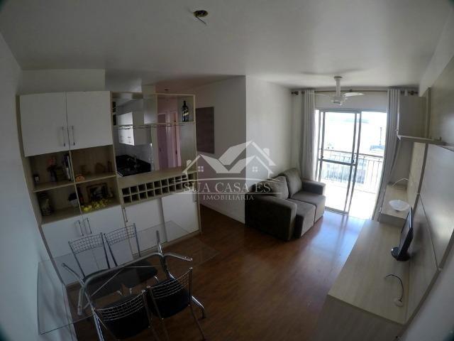NE-Apartamento 2 Quartos - Colina de Laranjeiras - Elevador - Varanda - Lazer completo