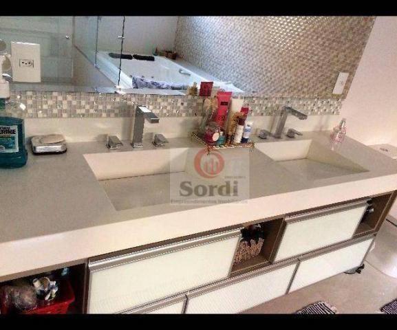 Sobrado com 5 dormitórios à venda, 413 m² por r$ 1.750.000,00 - alphaville - ribeirão pret - Foto 4