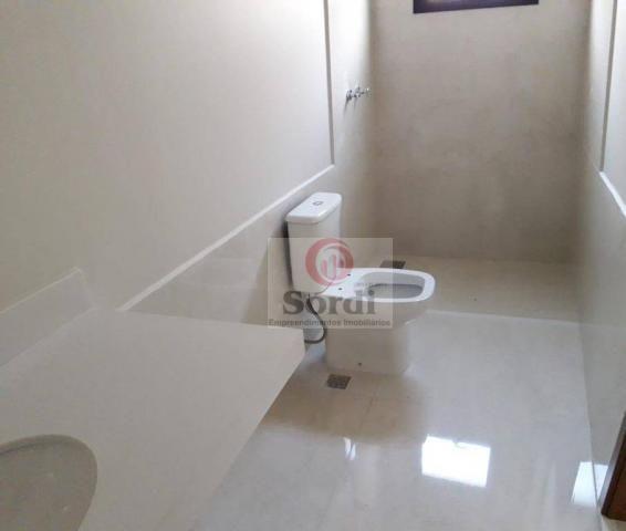 Casa com 3 dormitórios à venda, 165 m² por r$ 780.000 - vila do golf - ribeirão preto/sp - Foto 7