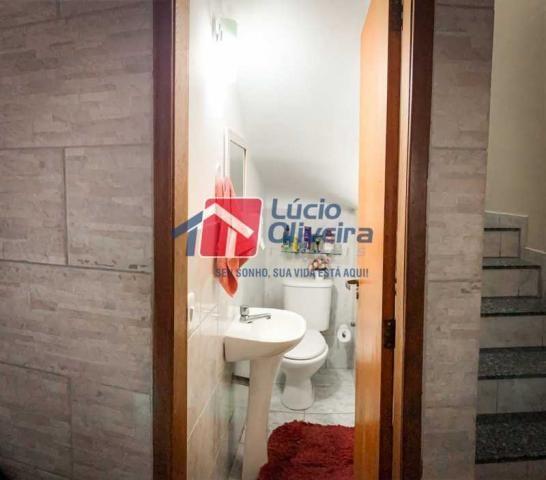 Casa de condomínio à venda com 2 dormitórios em Braz de pina, Rio de janeiro cod:VPCN20026 - Foto 14