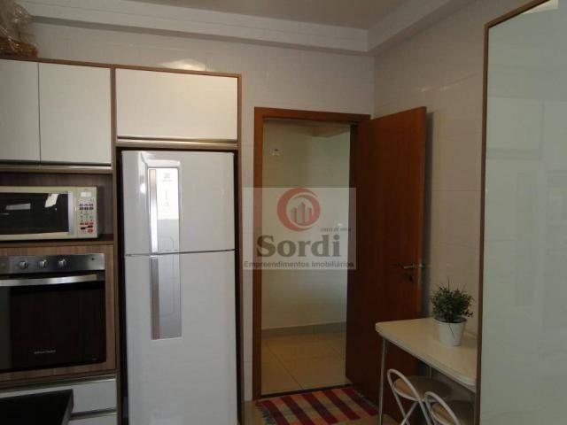 Apartamento com 3 dormitórios para alugar, 144 m² por r$ 3.700,00/mês - jardim botânico -  - Foto 17